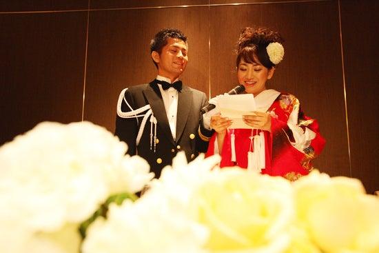 ウエディングカメラマンの裏話*-サンス・エ・サヴールでの結婚式のスナップ写真