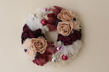 $JOSHURA  FLOWERS-Stylish X'mas Wreath