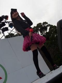 新谷良子オフィシャルblog 「はぴすま☆だいありー♪」 Powered by Ameba-歌いましたよー♪