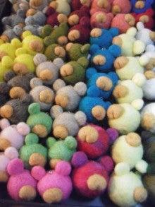 広島で羊毛とカラーをコラボレーション!~羊毛フェルトでハッピーカラーのアイテム作りませんか?~