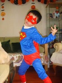 さくらとひでの観察日記 IN 北京-スーパーマンひで