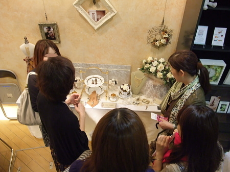 ミセスの会■シュフルクラブ 神奈川-プラチナ・ミセス祭 Aブース