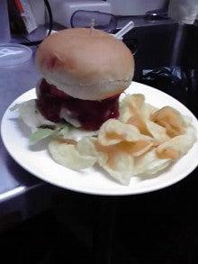 No.9葛西-ハンバーガー