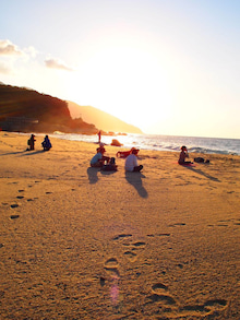 しあわせのもと「ここ」にあります-いなか浜7