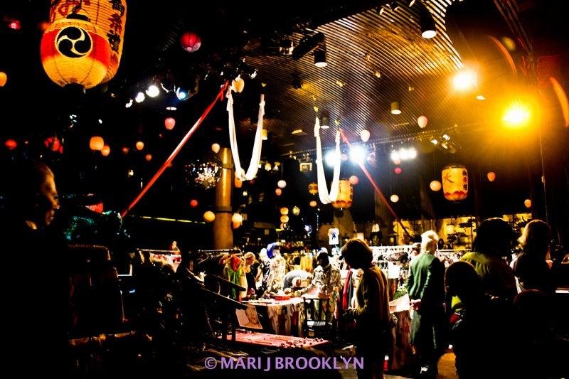 ニューヨーク ファッション、パーティー&ストリート MARI J BROOKLYN オフィシャルブログ