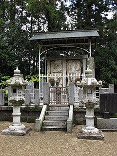 晴れのち曇り時々Ameブロ-佐藤継信・忠信兄弟の墓