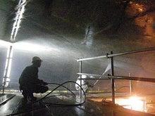 赤嶺配水池補修工事のブログ