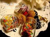 新米作家のフェイクスイーツデコ日記*Up to Yuu Fake Sweets*-小瓶チャーム