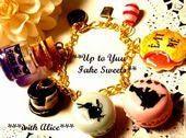 新米作家のフェイクスイーツデコ日記*Up to Yuu Fake Sweets*-アリス