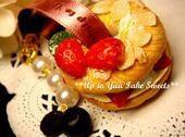 新米作家のフェイクスイーツデコ日記*Up to Yuu Fake Sweets-パリブレスト*