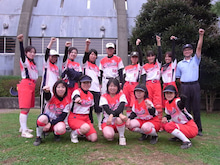 $CHERRIES SOFTBALL TEAM~チェリーズ~