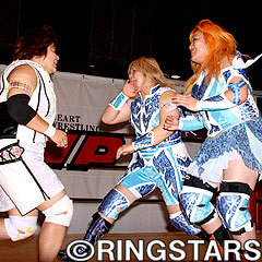 女子プロレス専門誌『RINGSTARS』-JWP11・2横浜