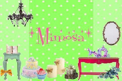 $*mimosa*くるみボタンとナチュラルアンティークな暮らし