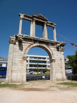 アドリアヌスの門