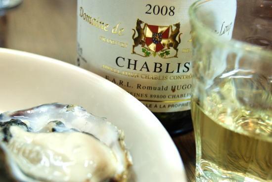 食べて飲んで観て読んだコト+レストラン・カザマ-chablis