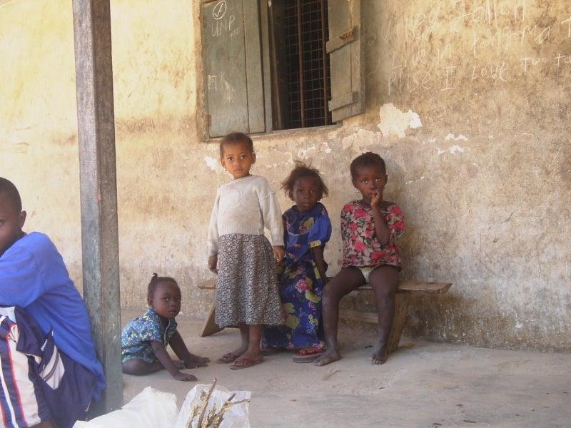 アフガニスタン便り-kono子供