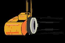 haniwaのガラクタ箱 in the ショートコント-超時空耕運機