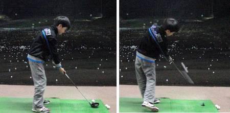 $Timのお気楽ゴルフ日記-musuko1