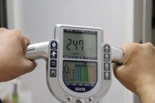 DaiettaMASAのブログ-111109体脂肪率