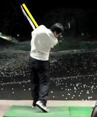 $Timのお気楽ゴルフ日記-スイング2011.11