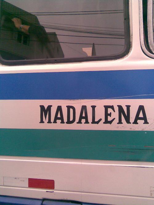 LA BODEGA PERUANA-マダレナ?