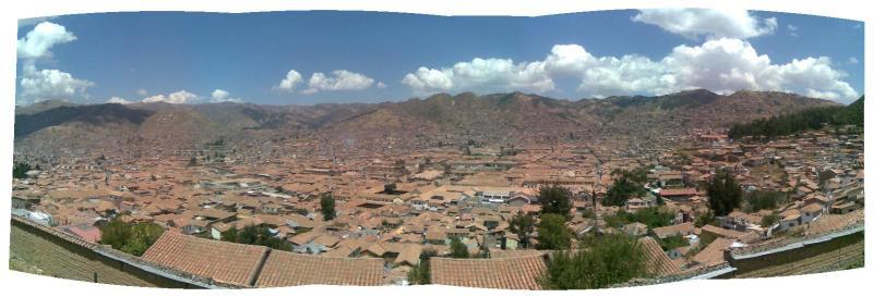 LA BODEGA PERUANA-展望台より