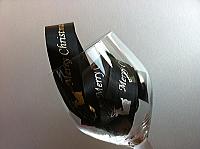 リボンのボンのブログ-金箔リボン