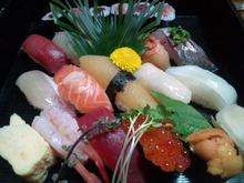 見方革命家まーくオフィシャルブログ☆東京都目黒区自由が丘のカウンセラー-佐治のお寿司