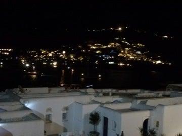 キボトスからの夜景
