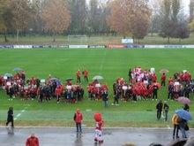 欧州サッカークラブとの仕事を語るブログ-開会式