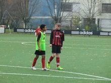 欧州サッカークラブとの仕事を語るブログ-ヘンリー試合