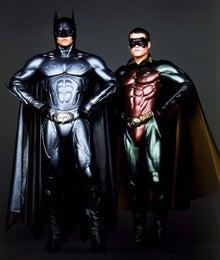 【パイロットが教える90日英語上達ブログ】-Batman and Robin