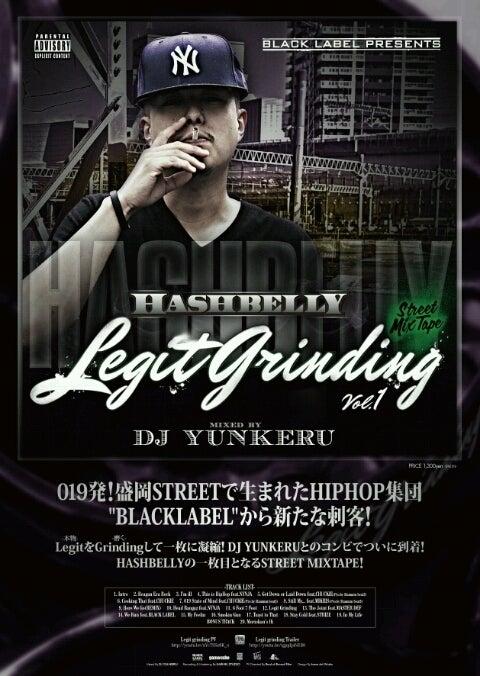 HASHBELLY - Legit Grinding
