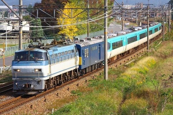 キノコの鉄道撮影記
