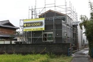 徳島県で家を建てるならサーロジック-和風外観