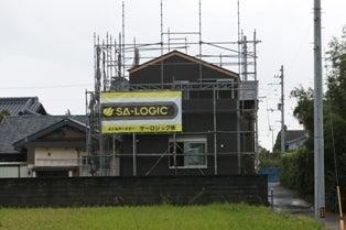 徳島県で家を建てるならサーロジック-和風外壁