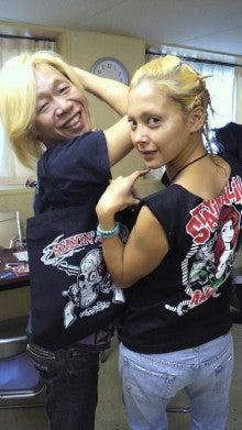土屋アンナ オフィシャルブログ powered by Ameba-2011111615330001_ed.jpg