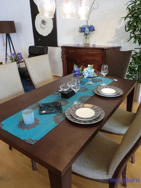 食空間とインテリアを創造する メリブルのブログ