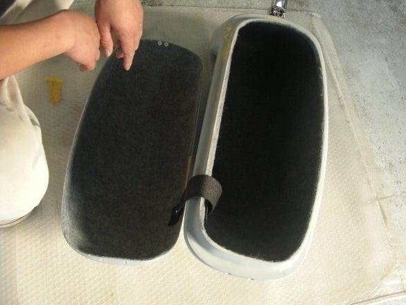 京都の女職人が書く車のブログ☆★-ボックス 塗装