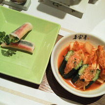 原まり♡韓国料理