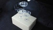 篠原一貴「サプライズの達人が贈るサプライズコレクション」-シャンパンタワー グラス