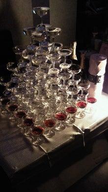 篠原一貴「サプライズの達人が贈るサプライズコレクション」-シャンパンタワー やり方