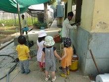 インドでワイガヤ子育て-ファーム