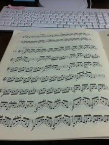 ヴァイオリンをこよなく愛する税理士のブログ