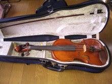 $向日葵のブログ-ヴァイオリン