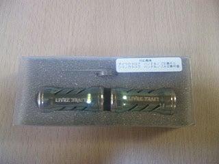 Dr.ミーヤンの下手っぴい釣りブログ-リブレ マージアチタニウムノブ1