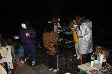 チャレンジキャンプ2011-バーベキュー