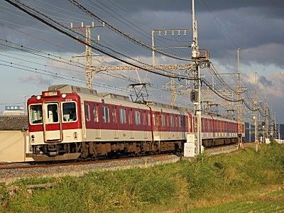 鉄道と旅 鉄旅フォトの写真紀行-近鉄2410系電車 急行 大阪上本町行き