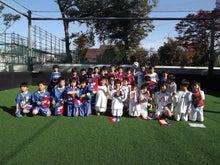 東京都小平市のフットボール場『トライフットボールフィールド』-少年大会 全体