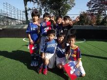 東京都小平市のフットボール場『トライフットボールフィールド』-少年大会 2位